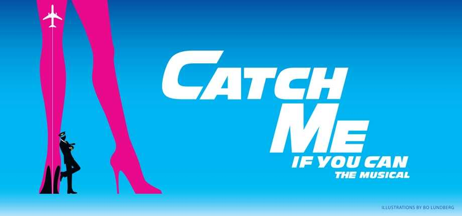 Show Logo for Catch Me If You Can