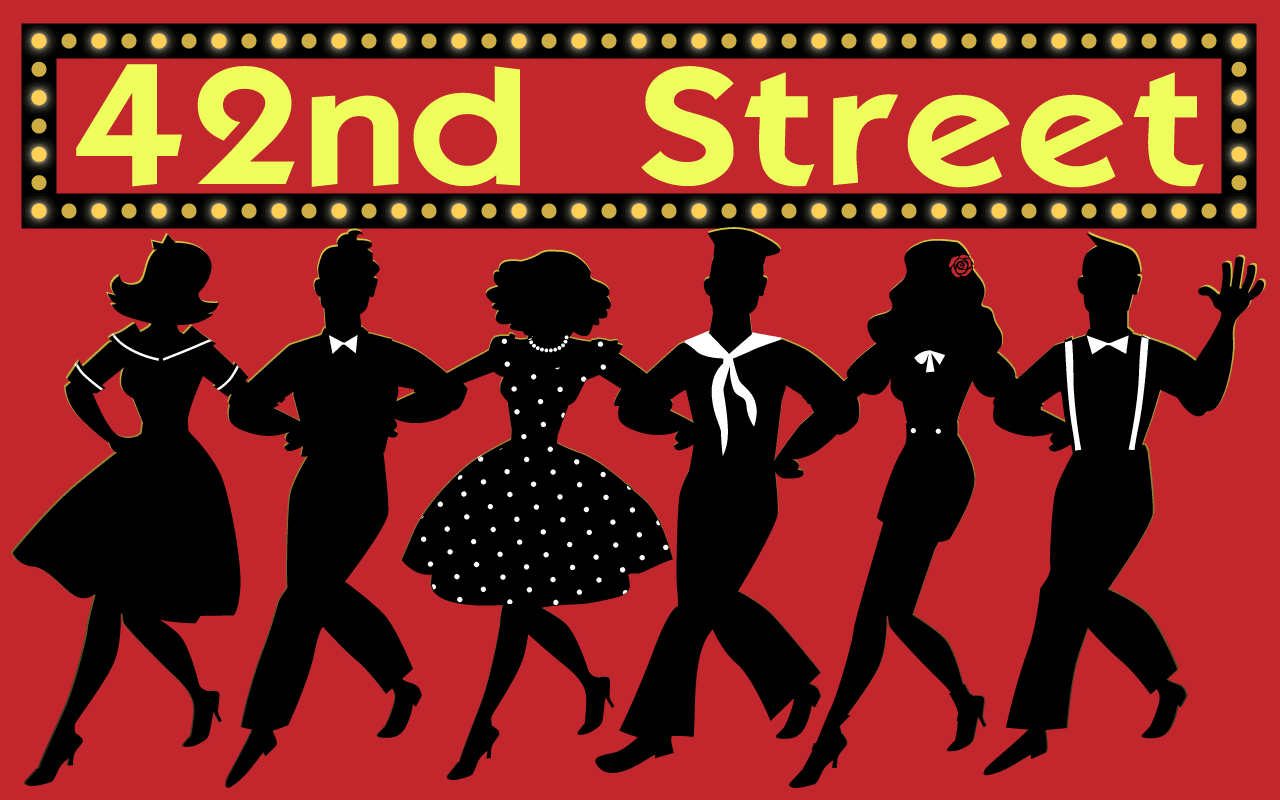 Show Logo for 42nd Street