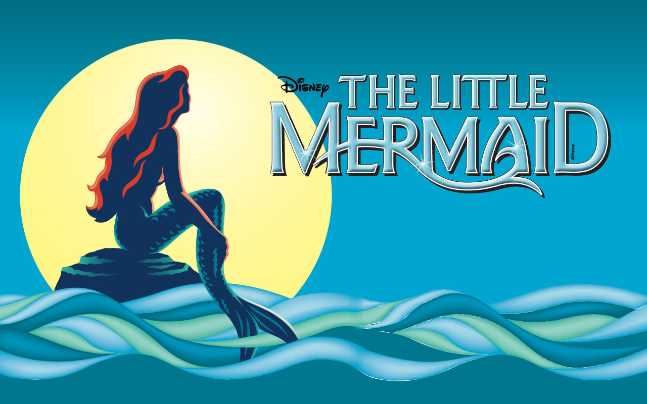 Show Logo for Disney's The Little Mermaid