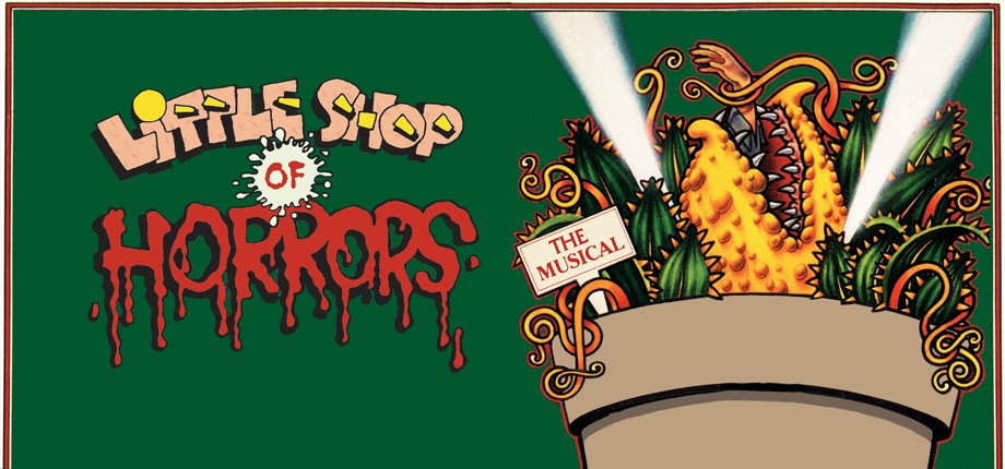 Show Logo for Little Shop of Horrors