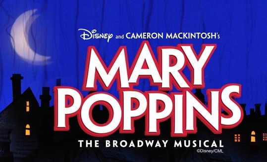 Show Logo for Mary Poppins