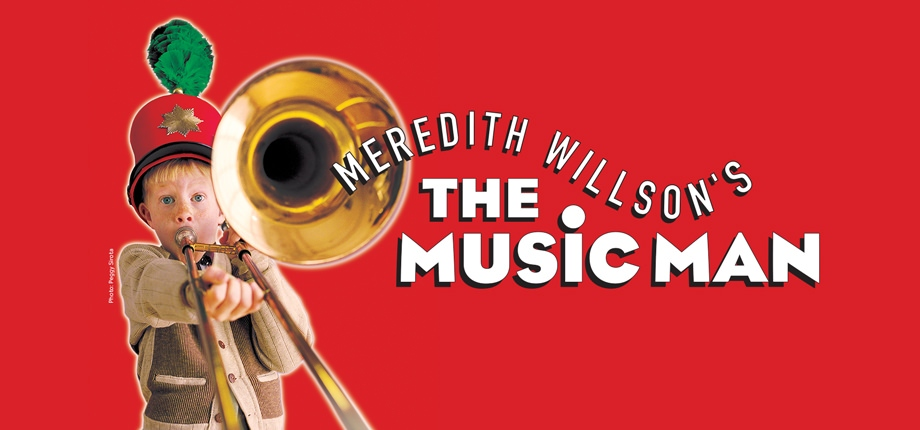 Show Logo for The Music Man