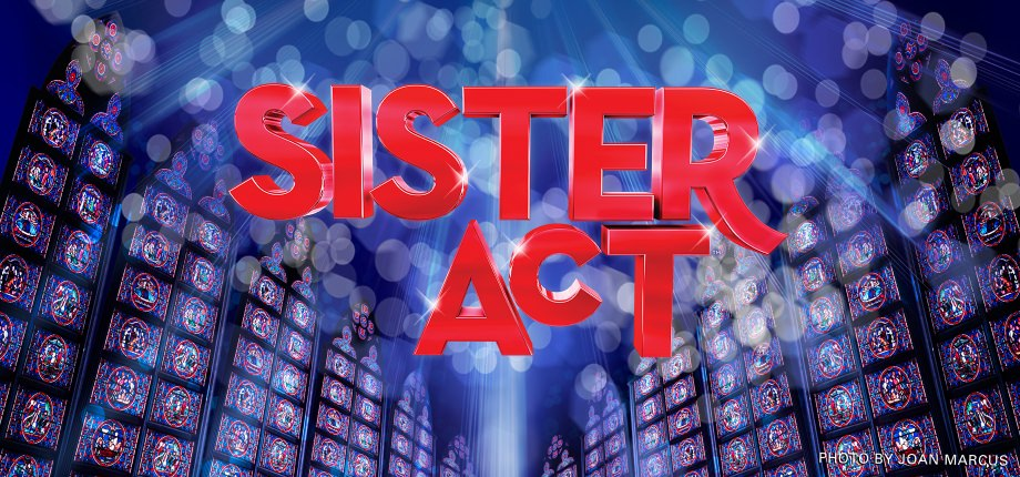 Show Logo for Sister Act